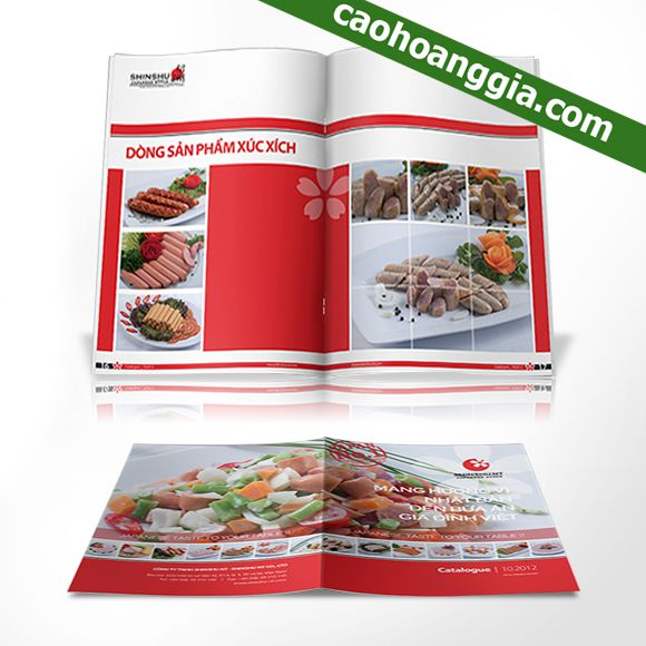 in catalogue chất lượng 3