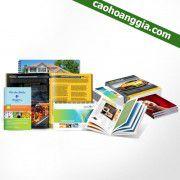 In sách giới thiệu sản phẩm catalogue giá rẻ