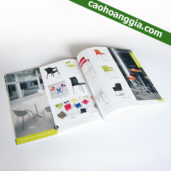 in catalogue chất lượng 2