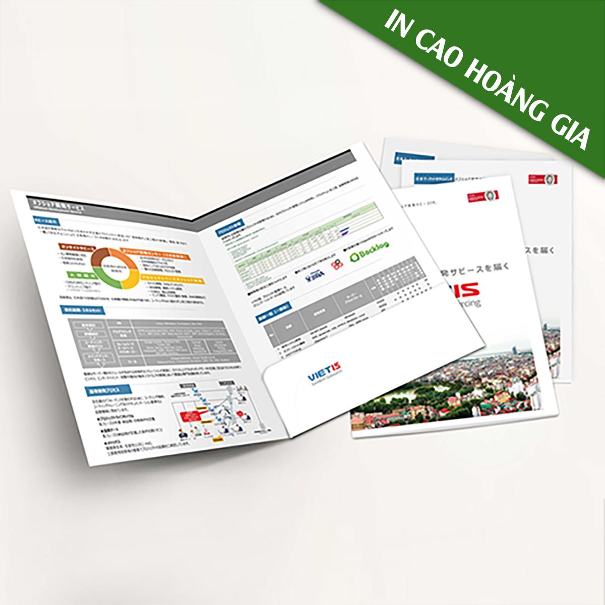 Công ty in ấn tại TPHCM chuyên in bìa sơ mi và in folder giá rẻ